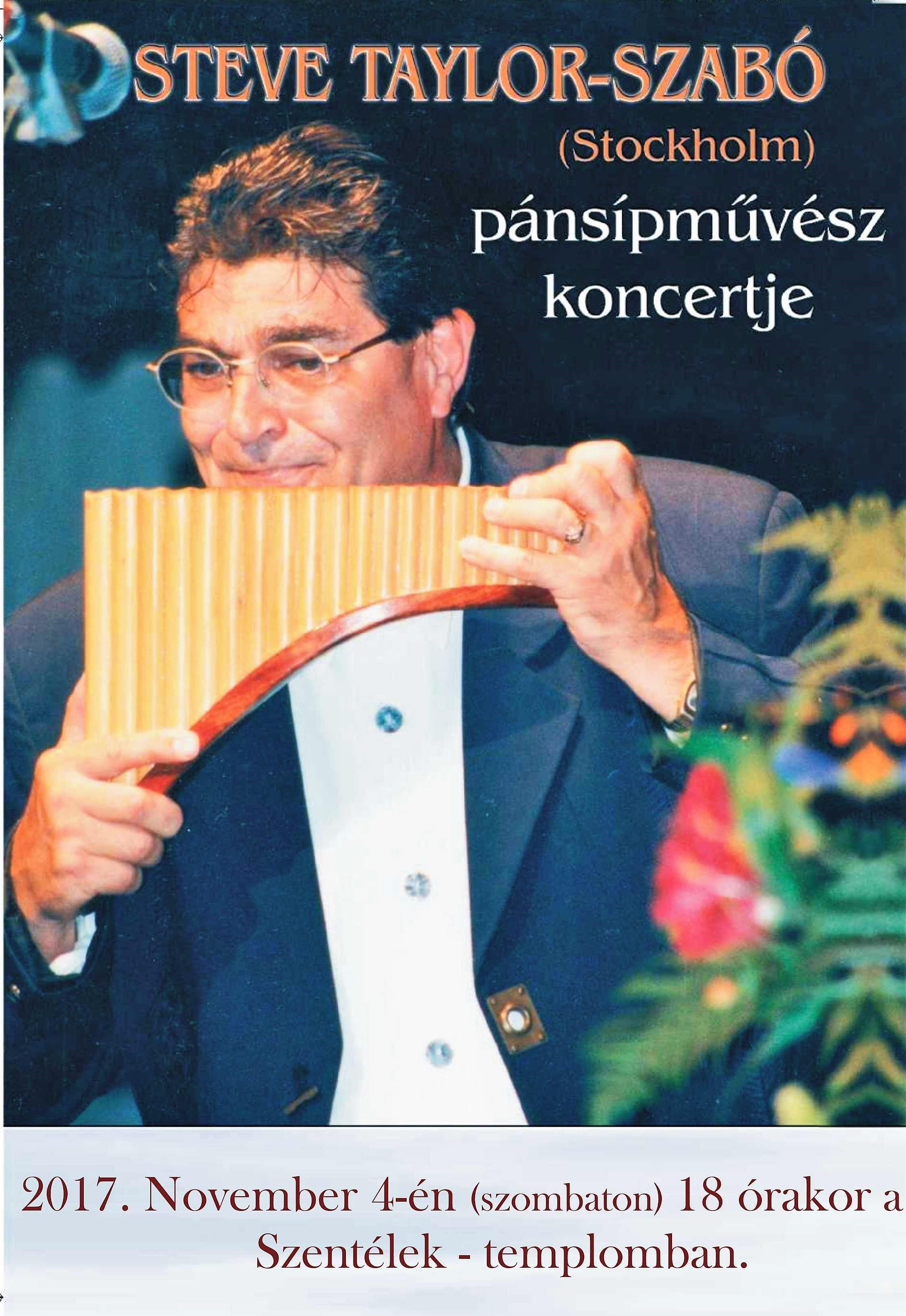 Pánsíp-koncert