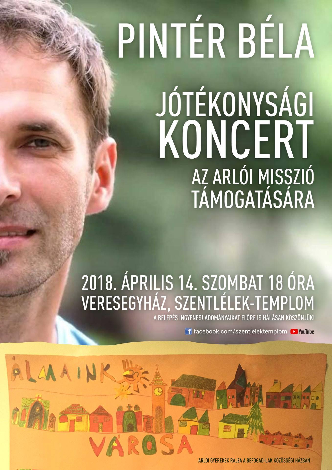 Pintér Béla koncert