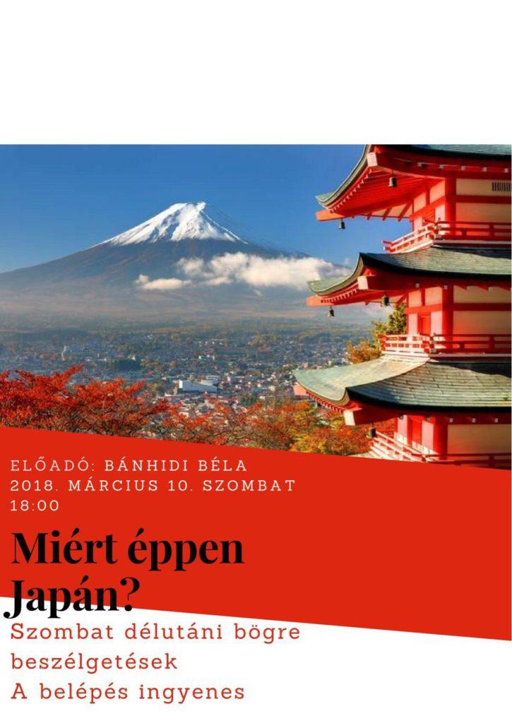 Bögrés beszélgetések - Japán
