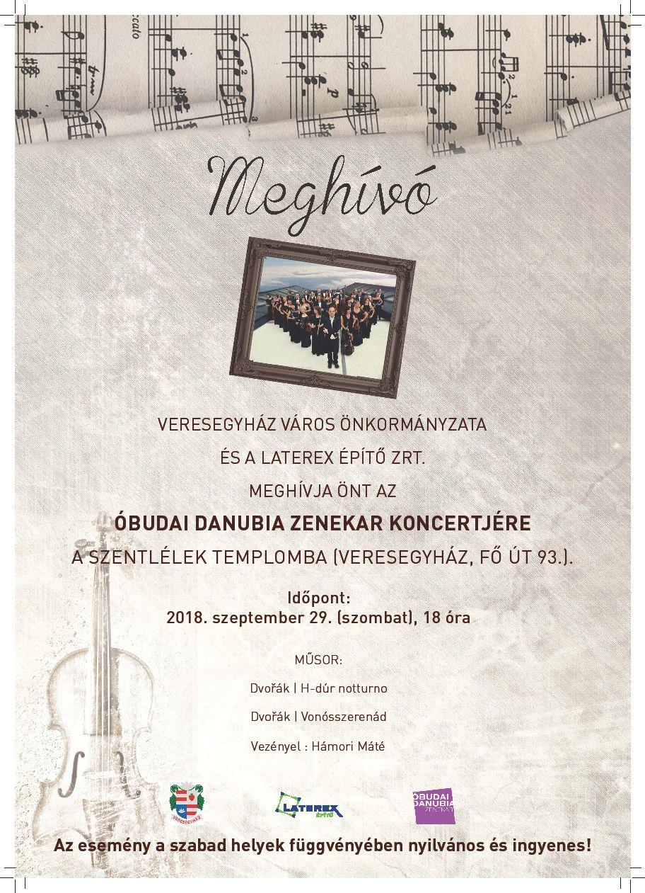 Danubia Zenekar koncertje