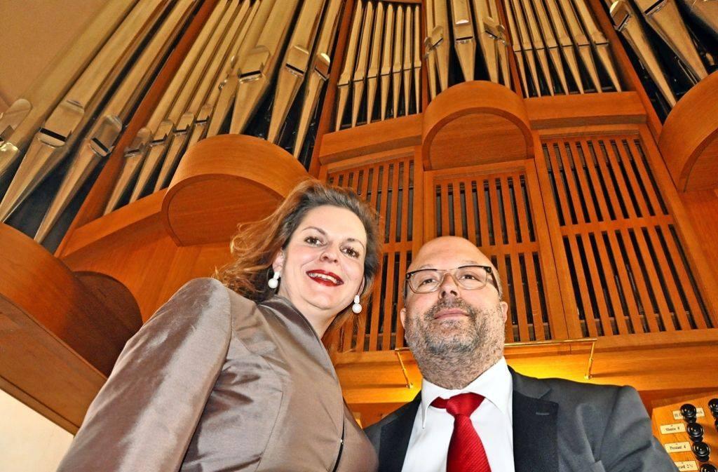 Alexander és Marit KUHLO koncertje @ Szentlélek-templom   Veresegyház   Magyarország